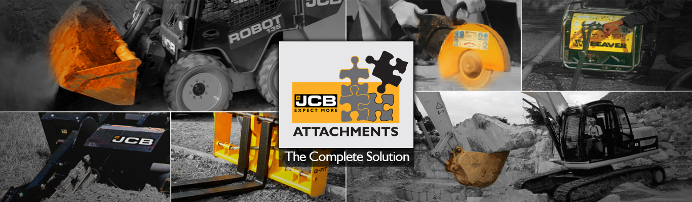 JCB Attachments Jammu