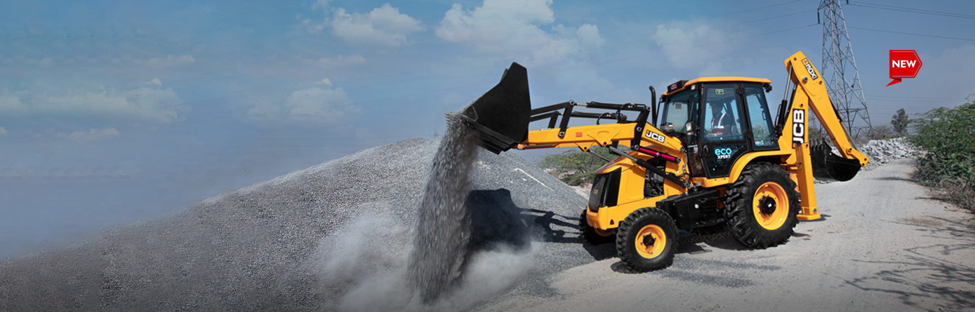 JCB 3DX PLUS Jammu